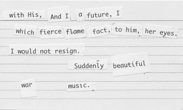 And I a future